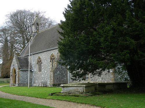 Ashmore Church