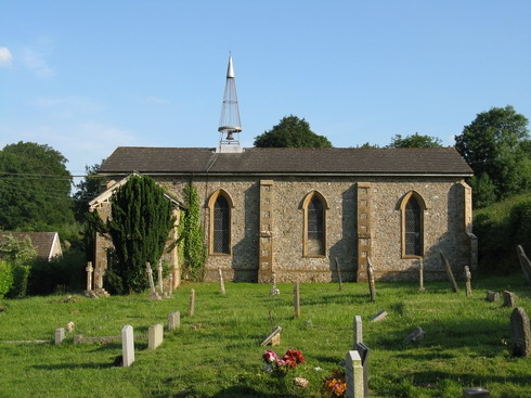 Blackdown Church