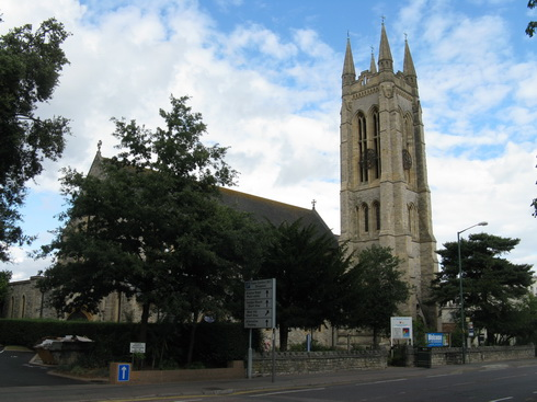 St. Michael's Church, Bournemouth