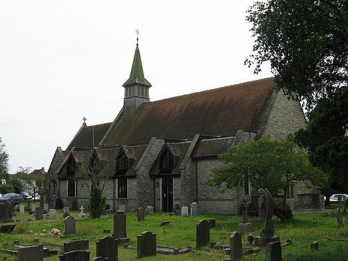 St. Clement's Church, Branksome