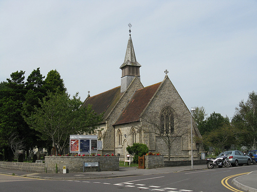 St. Clement's Church, Branksome, Dorset