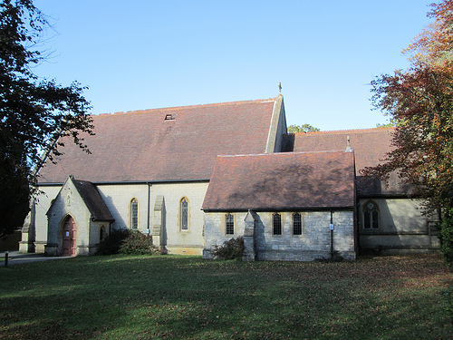 St. John the Baptist's Church, Broadstone