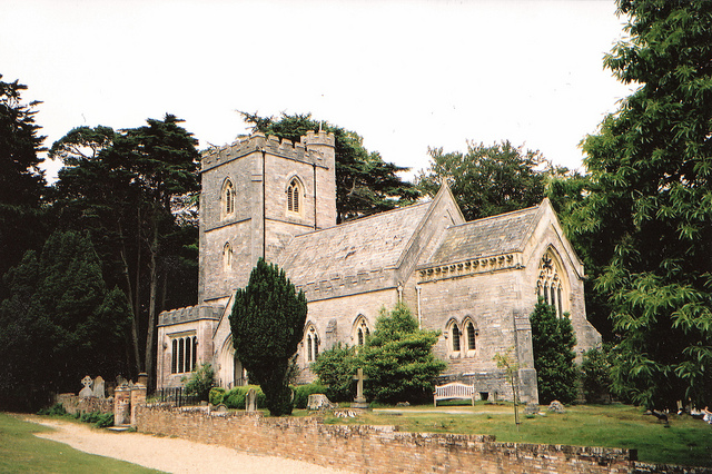 Brownsea Church