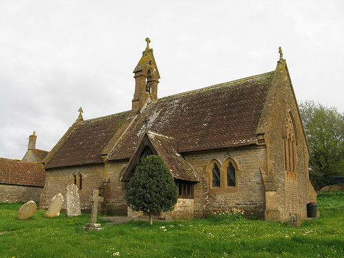 Caundle Marsh Church