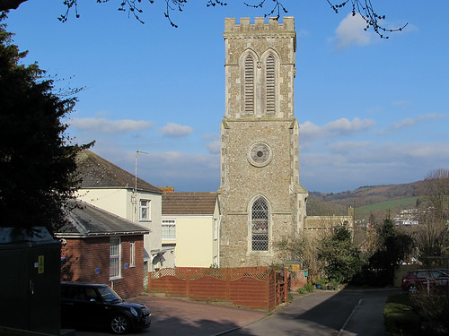 Charmouth Church
