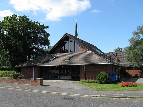 Creekmoor Church, Poole