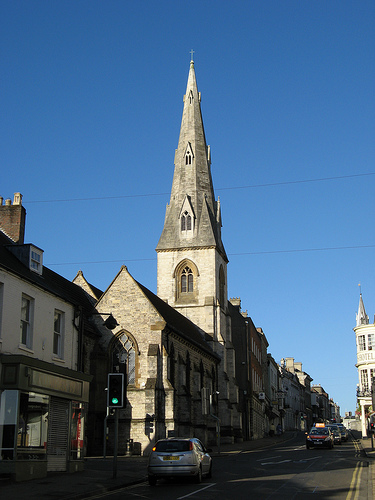 All Saints' Church, Dorchester, Dorset