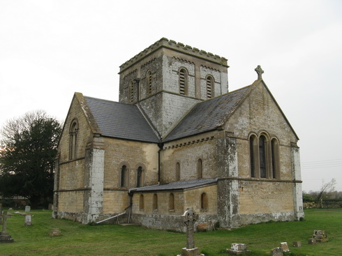East Stour Church