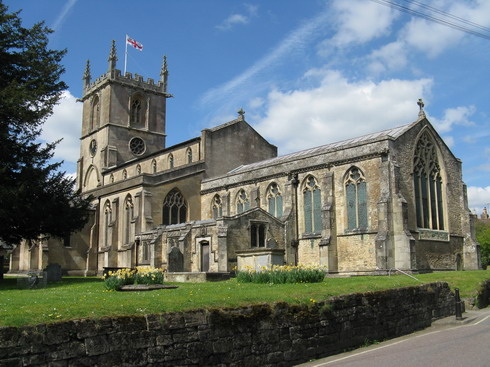 St. Mary's Church, Gillingham