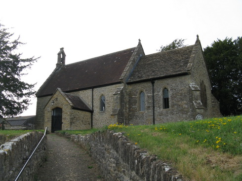 Goathill Church