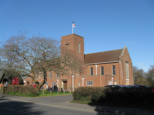 Hamworthy Church