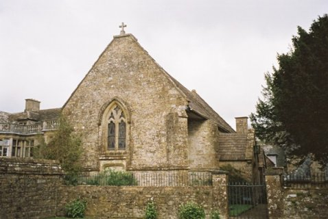 Mapperton Church