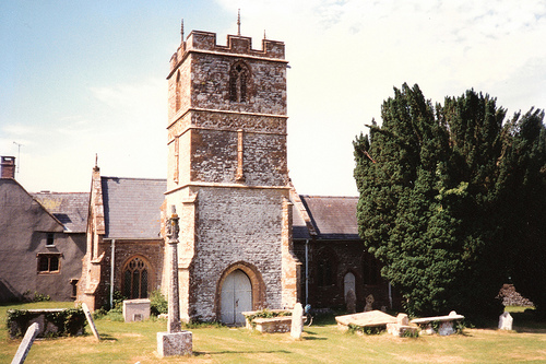 Melbury Bubb Church