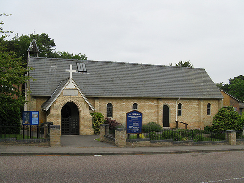 Haly Angels Church, Parkstone