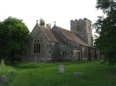 Pulham Church