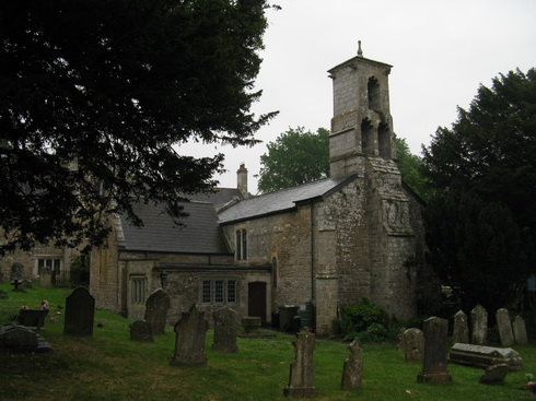Radipole Church