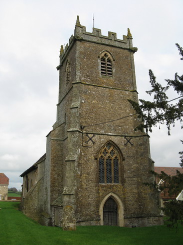 Stourton Caundle Church