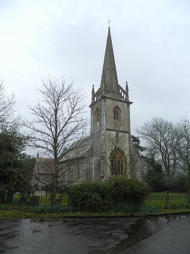 Sutton Waldron Church