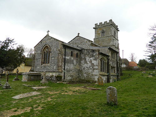 Tarrant Hinton Church