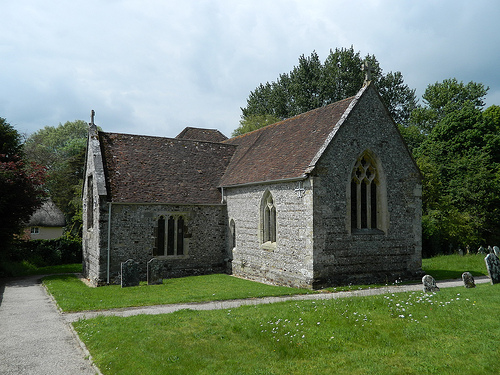 Tarrant Rushton Church