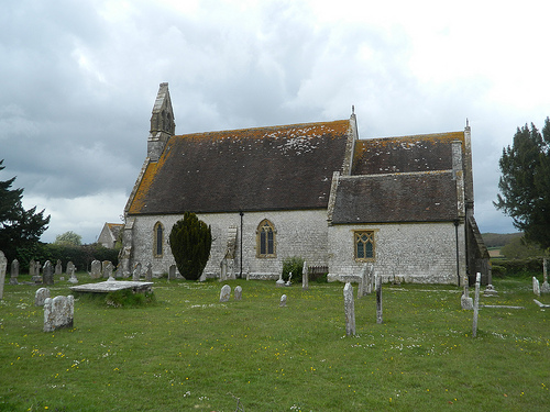 Tincleton Church
