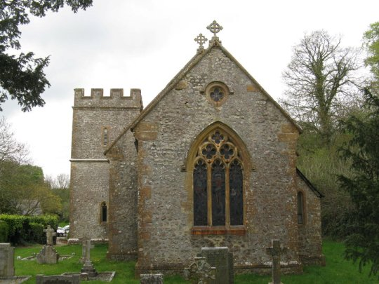 Toller Whelme Church