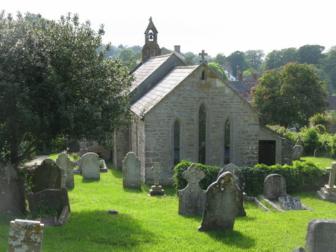 Walditch Church