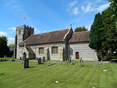 Winterborne Kingston Church